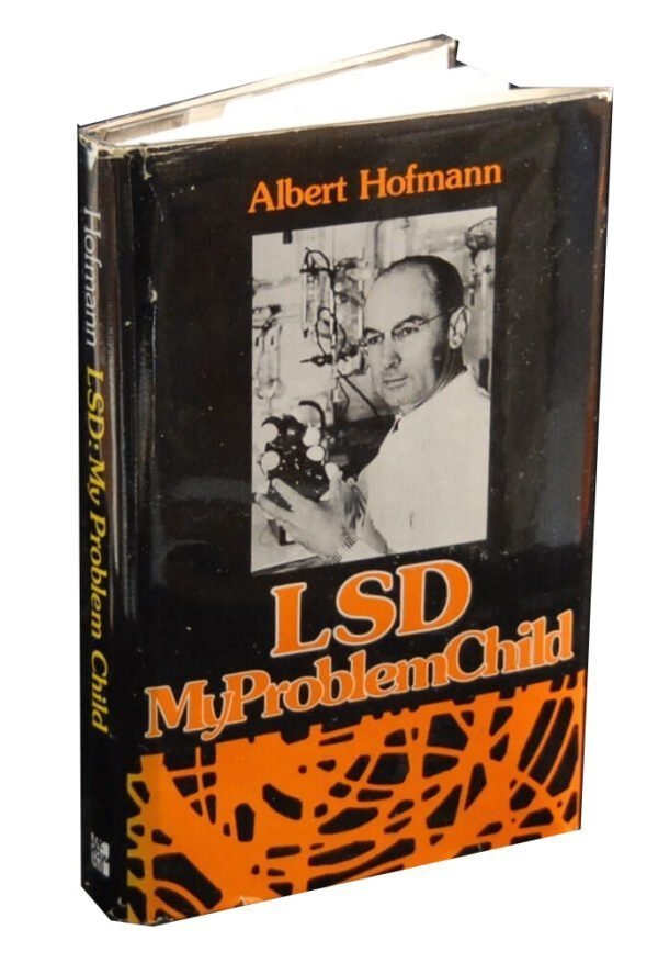 Albert Hofmann My Problem Child Front