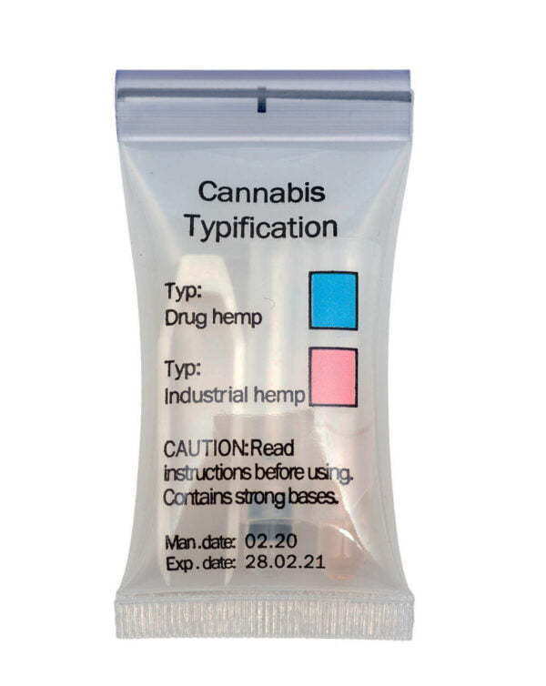 cannabis typification 1