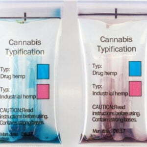cannabis typification 2