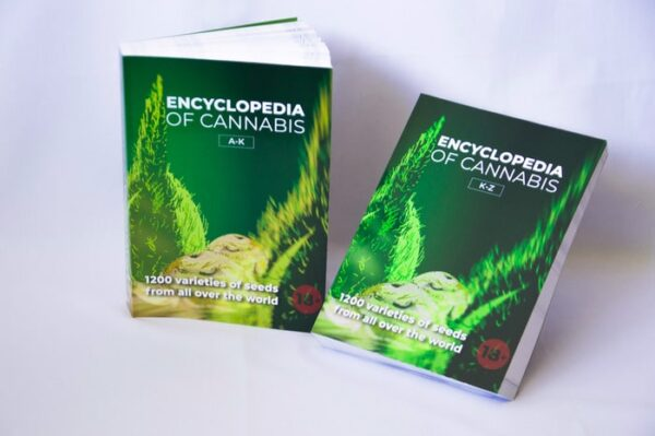 encyclopedia of cannabis 1200 varieties of seeds from all over the world