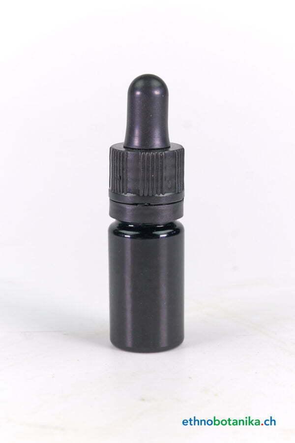 Violettglass Flasche 5ml
