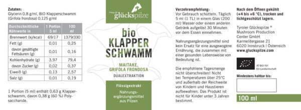 klapperschwamm maitake grifola frondosa bio fluessigextrakt 100ml 02