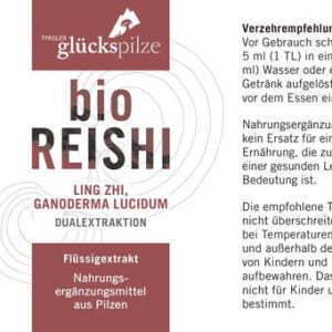 reishi ling zhi ganoderma lucidum bio fluessigextrakt 100ml flasche 02