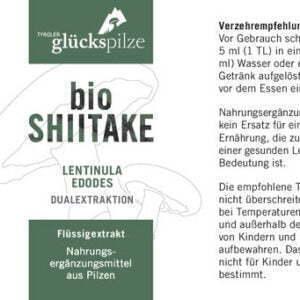 shiitake lentinula edodes bio fluessigextrakt 100ml 02
