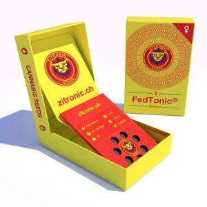 FedTonic Feminized Seeds 02