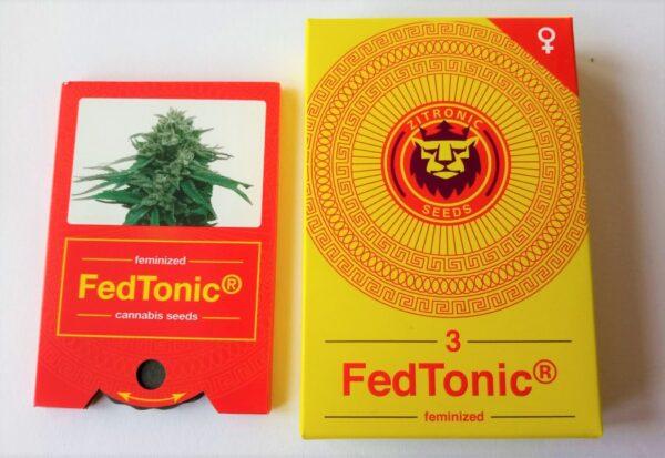 FedTonic Feminized Seeds 03