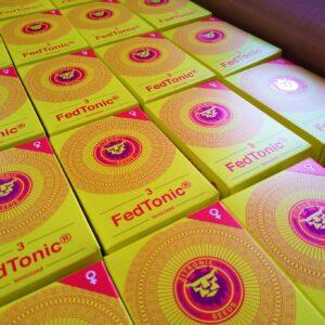 FedTonic Feminized Seeds 06
