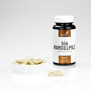 mandelpilz pulver bio agaricus blazei murril bio pilzpulverkapseln 120 stk