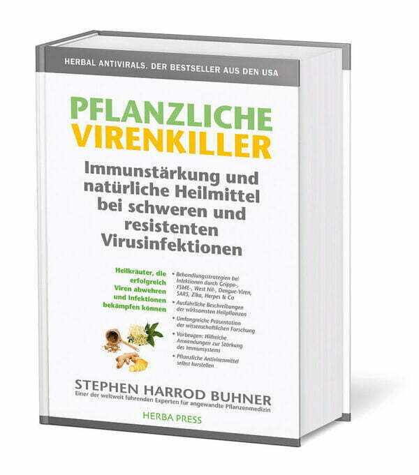 Pflanzliche Virenkiller Immunstaerkung und natuerliche Heilmittel bei schweren und resistenten Virusinfektionen