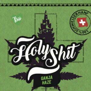 ganja haze holy shit biologisch indoor hanfblueten 02